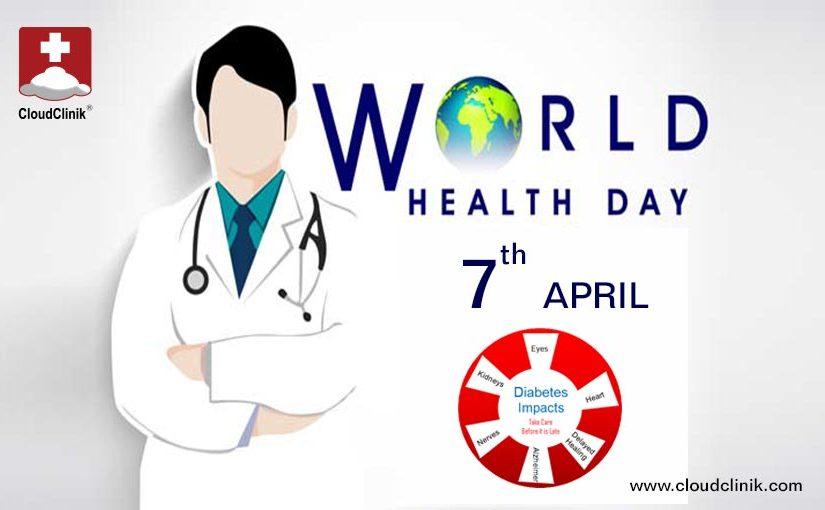 World Health Day 2016 – Diabetes Awareness & Care Management