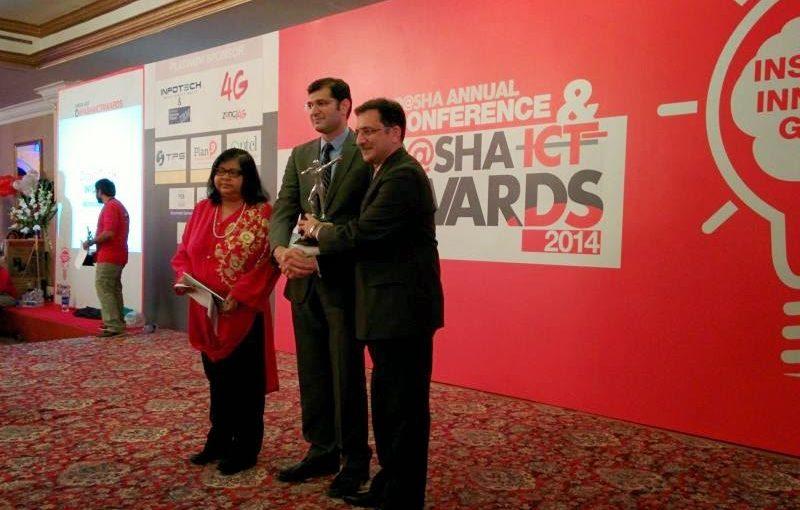 CloudClinik receives recognition at PASHA ICT Awards 2014