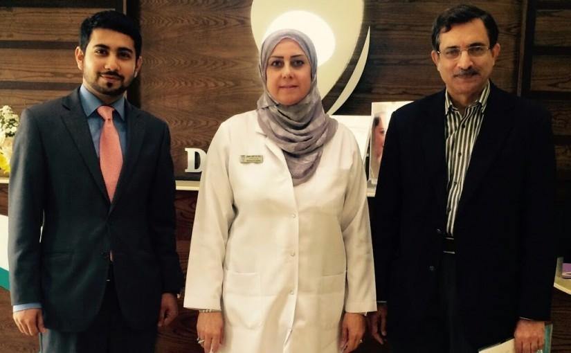 Dr. Genan of Dijla Dental Center talks about CloudClinik